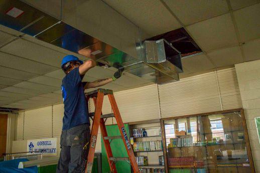 HVAC Commercial Services and Maintenance - D & L INC